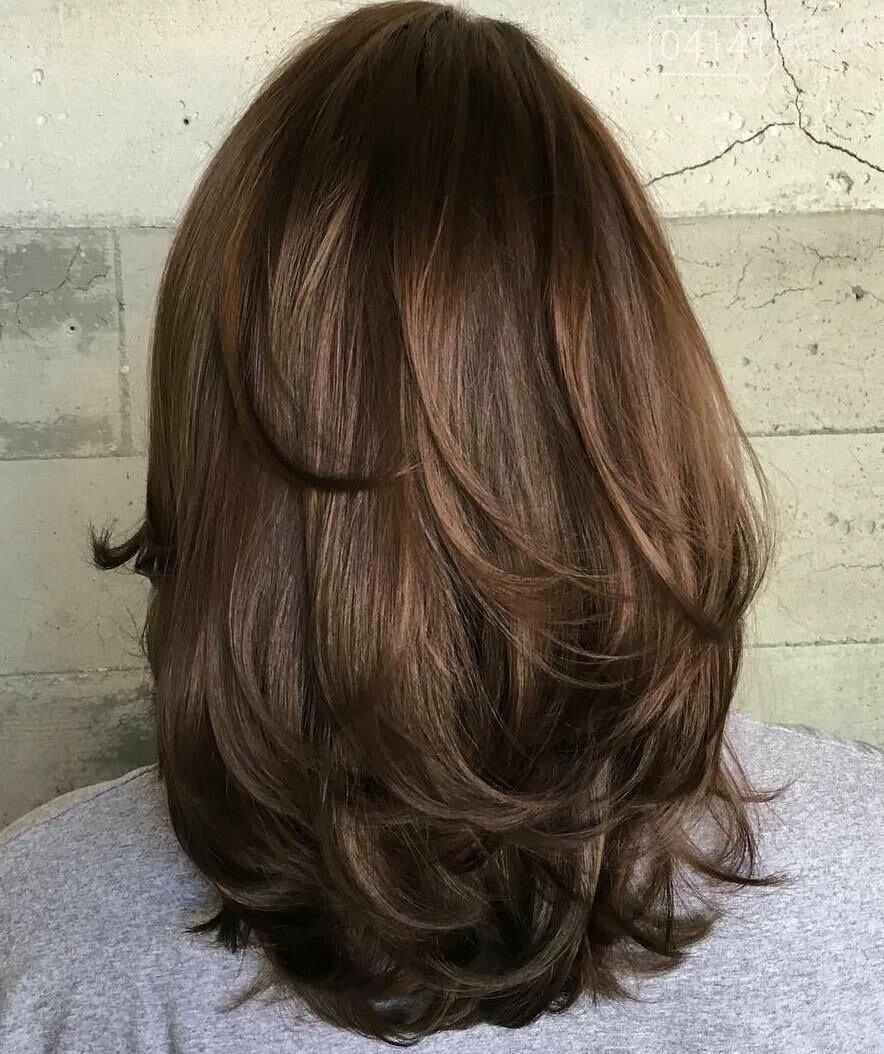 Модні жіночі стрижки на середнє волосся 2020 року - ТОП тренди поточного року з фото, фото-4
