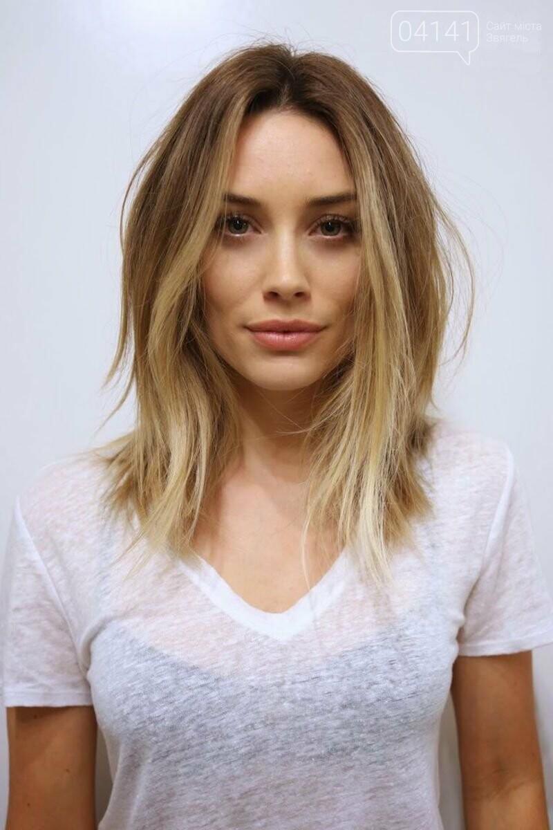 Модні жіночі стрижки на середнє волосся 2020 року - ТОП тренди поточного року з фото, фото-5