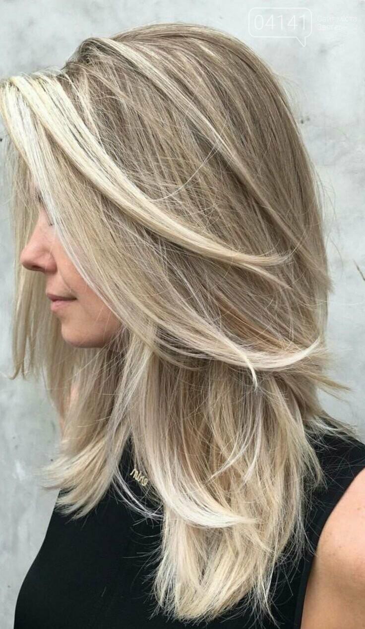 Модні жіночі стрижки на середнє волосся 2020 року - ТОП тренди поточного року з фото, фото-7
