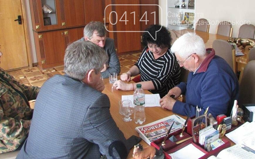У Новограді-Волинському тривають підготовчі роботи до будівництва хірургічного корпусу міськрай ТМО, фото-1