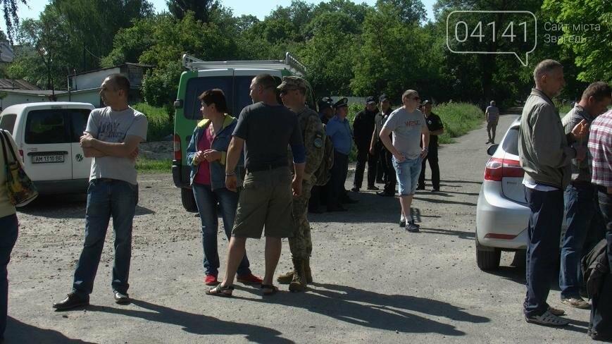 МП vs КП: У Новограді-Волинському Житомирської області розгоряється конфлікт через будівництво церкви, фото-1