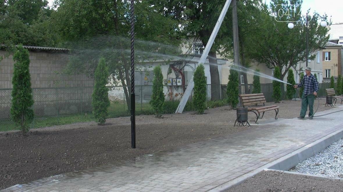 Як тривать роботи по благоустрою ділянки дороги від парку до стадіону у Новограді-Волинському? (ФОТО, ВІДЕО), фото-2