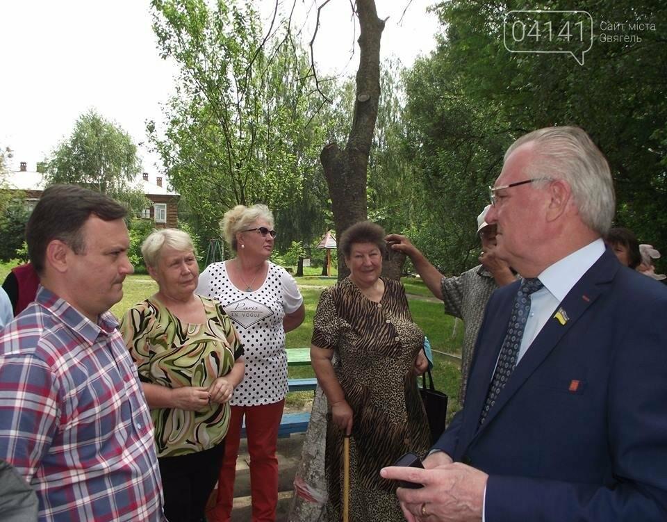 У Новограді-Волинському проводиться термомодернізація багатоквартирних житлових будинків , фото-2