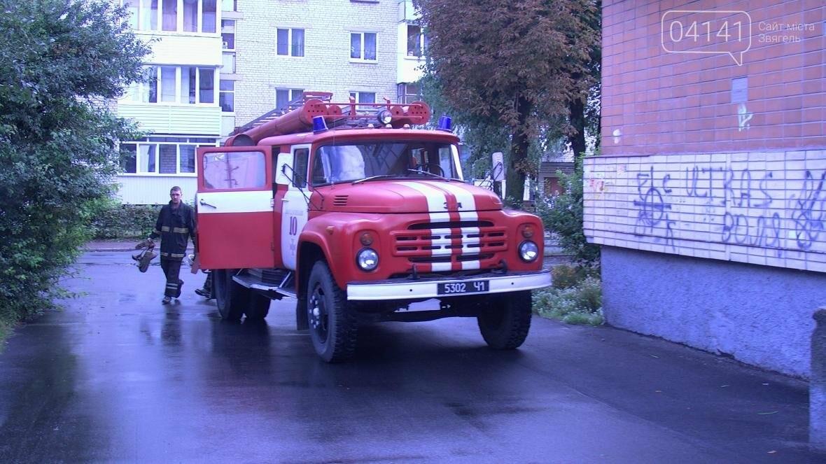У Новограді-Волинському згорів автомобіль (ФОТО, ВІДЕО), фото-3