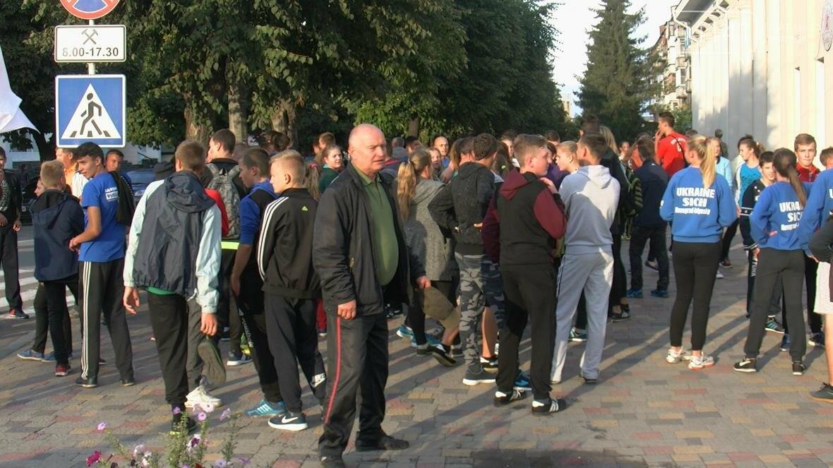 У Новограді-Волинському відбувся пробіг до Дня фізкультури і спорту (ФОТО, ВІДЕО), фото-3