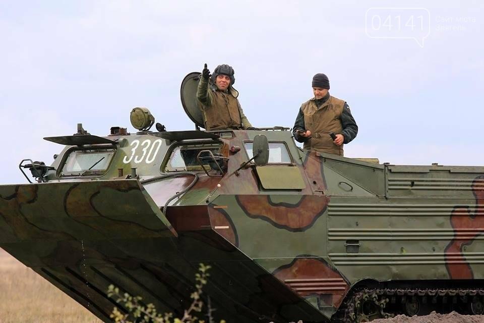 Військові інженери з Новограда-Волинського тренувалися наводити понтону переправу, фото-1