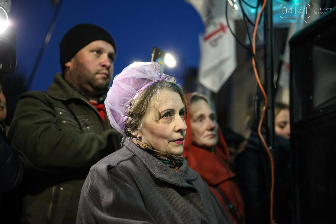 «Ми кажемо цій владі, що так не має бути і розповідаємо як бути повинно », - Наливайченко під час зустрічі в Житомирі, фото-3