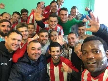 ФК «Полісся» (Городниця) достроково став чемпіоном Житомирської області з футболу сезону 2017, фото-1