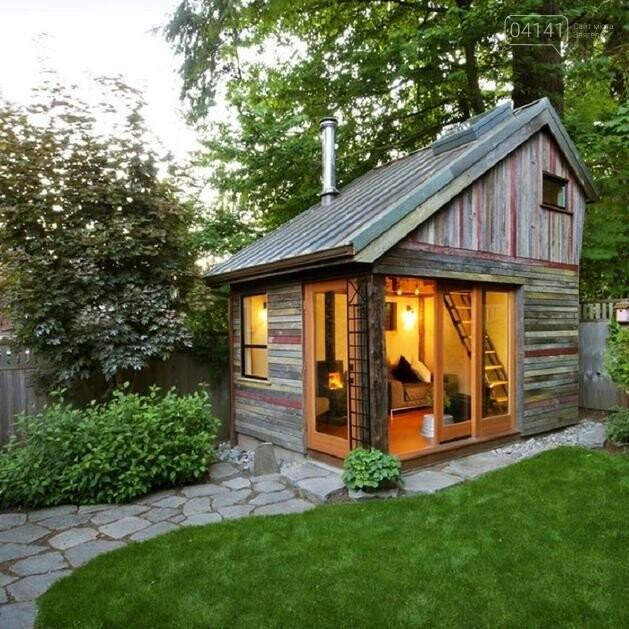 Маленькі будиночки, в яких хотів би жити кожен, фото-3