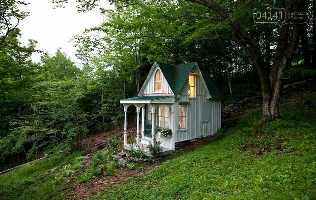 Маленькі будиночки, в яких хотів би жити кожен, фото-6