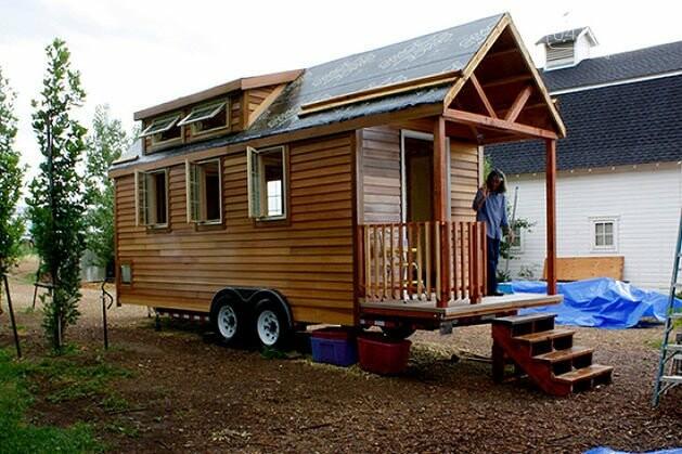 Маленькі будиночки, в яких хотів би жити кожен, фото-7