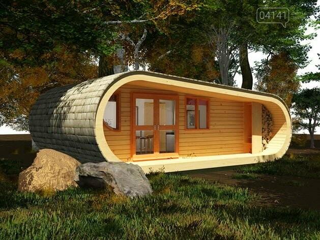 Маленькі будиночки, в яких хотів би жити кожен, фото-9