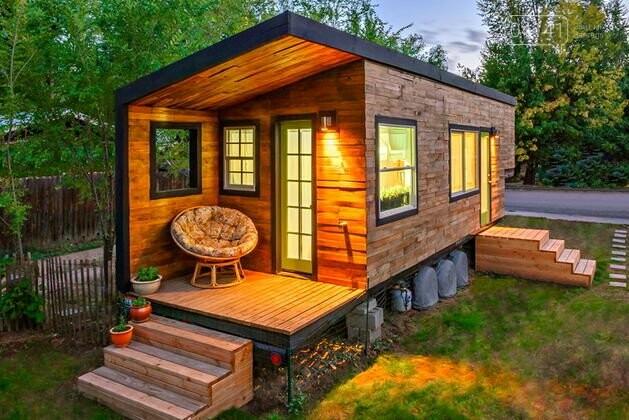 Маленькі будиночки, в яких хотів би жити кожен, фото-13