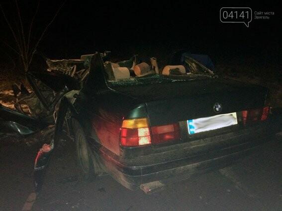Смертельне ДТП за участю шкільного автобусу та БМВ сталося на Житомирщині, фото-1