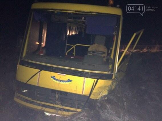 Смертельне ДТП за участю шкільного автобусу та БМВ сталося на Житомирщині, фото-2