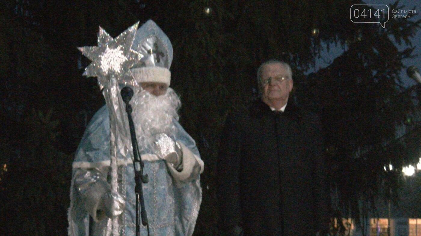 У Новограді-Волинському відкрили головну новорічну ялинку (ФОТО, ВІДЕО), фото-2