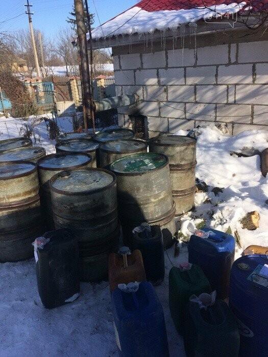 СБУ викрила командування військової частини Житомирщини на розкраданні пального  , фото-2
