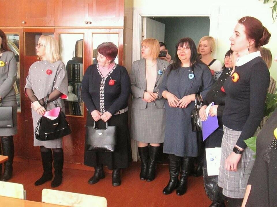 У Новограді-Волинському в гімназії відбувся тематичний день управління освіти і науки , фото-8