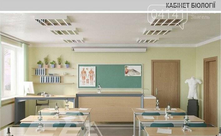 Як виглядатимуть сучасні класи в опорних школах Житомирщини (ФОТО), фото-1