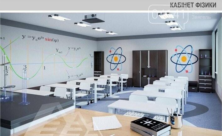 Як виглядатимуть сучасні класи в опорних школах Житомирщини (ФОТО), фото-2