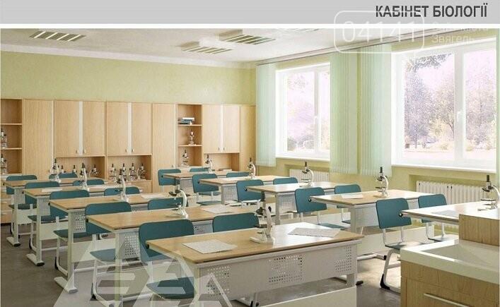 Як виглядатимуть сучасні класи в опорних школах Житомирщини (ФОТО), фото-7