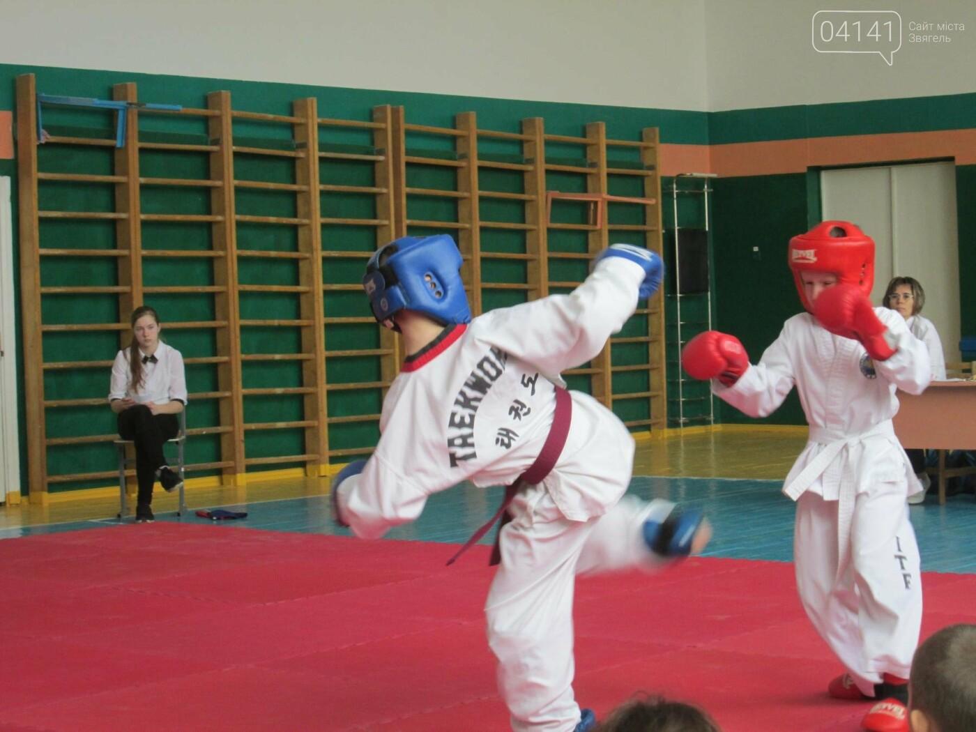 У Новограді-Волинському відбувся Перший відкритий турнір з Таеквон – до (ФОТО, ВІДЕО), фото-5