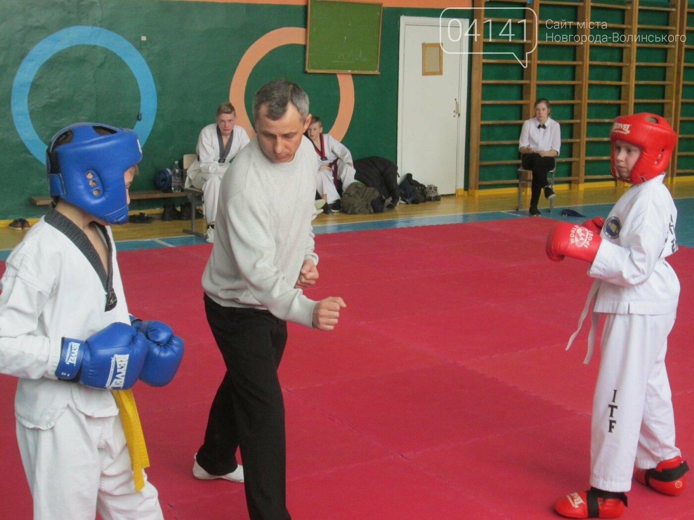 У Новограді-Волинському відбувся Перший відкритий турнір з Таеквон – до (ФОТО, ВІДЕО), фото-3