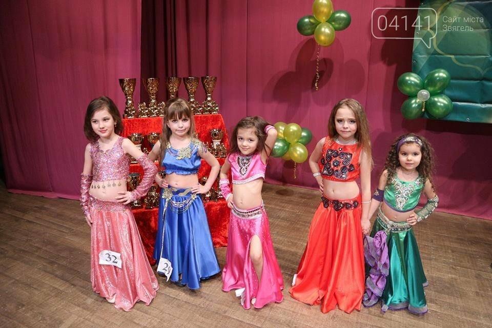 Студія східного танцю «Есін» представила Новоград-Волинський на Міжнародному фестивалі, фото-2