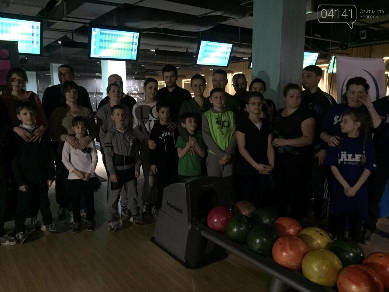 Сім'я Гарбовських з Новограда-Волинського взяла участь в обласному фестивалі «Мама, тато, я – спортивна сім'я», фото-1
