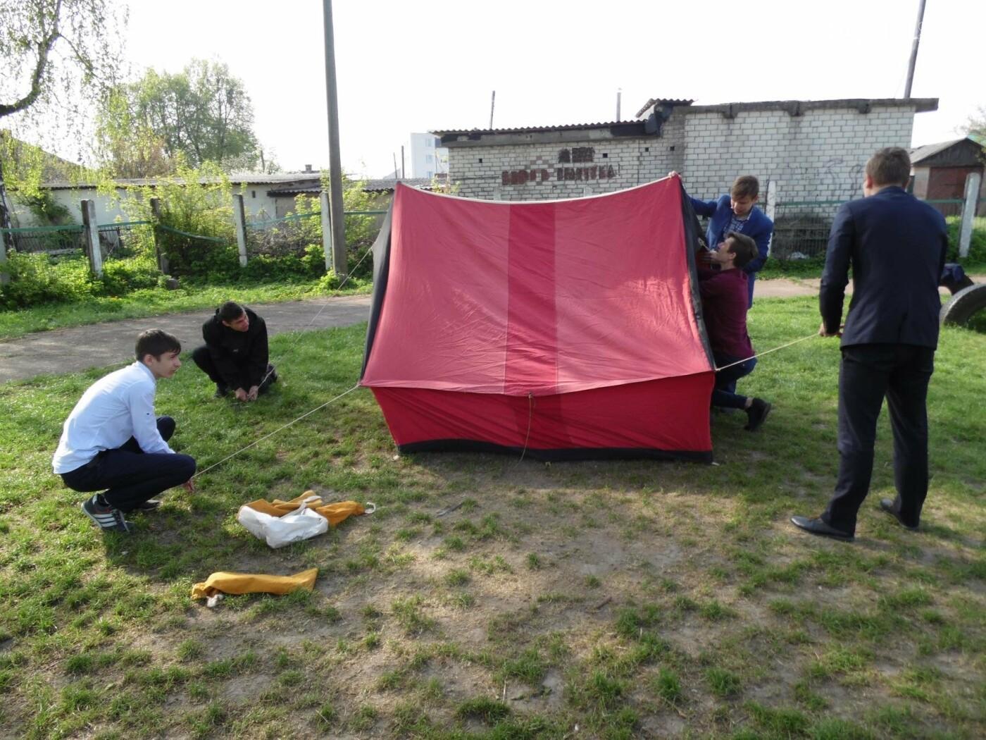 У Новограді-Волинському рятувальники провели для школярів громадську акцію «Запобігти. Врятувати. Допомогти.» (ФОТО), фото-15