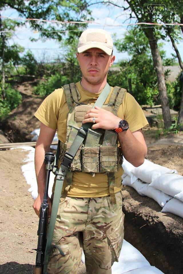 """""""Ворогів не можна недооцінювати"""" – переконаний командир механізованої роти 30 окремої механізованої бригади , фото-1"""