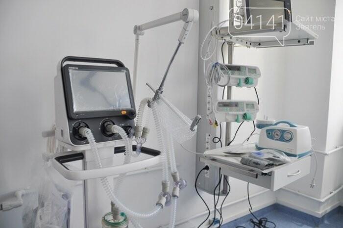 На Житомирщині відкрили інсультний центр, який працюватиме за світовими стандартами. ФОТО, фото-1