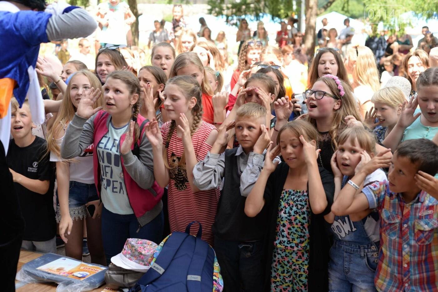 У Новограді-Волинському відбулося Свято Морозива (ФОТО), фото-14