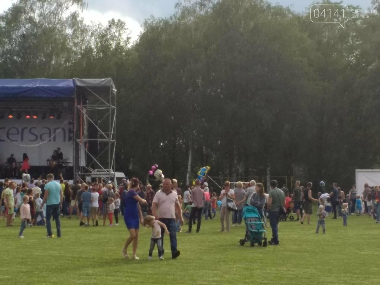 На День Церсаніту-2018 у Новоград-Волинський завітав гурт Lama (ФОТО), фото-5