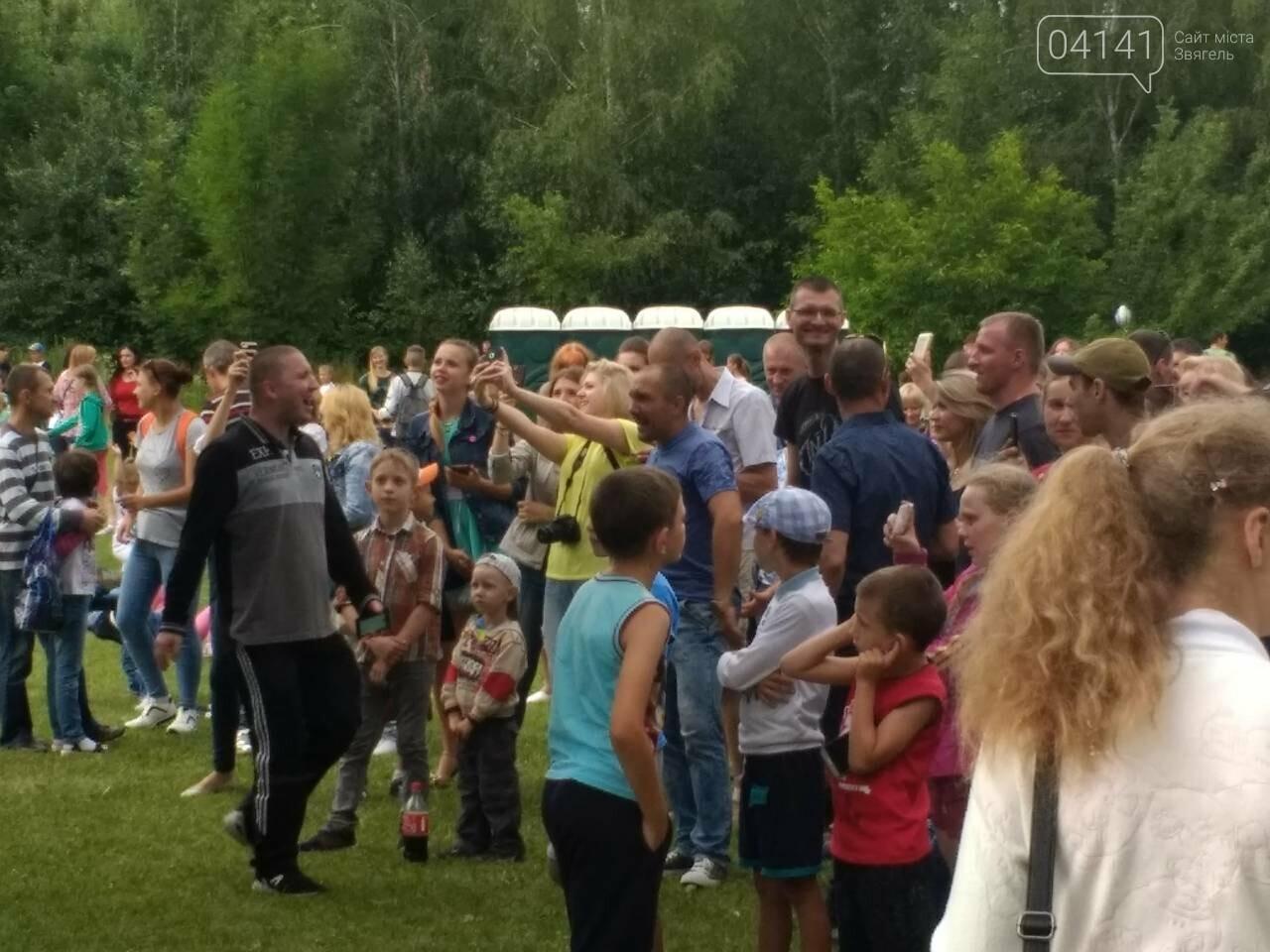 На День Церсаніту-2018 у Новоград-Волинський завітав гурт Lama (ФОТО), фото-10