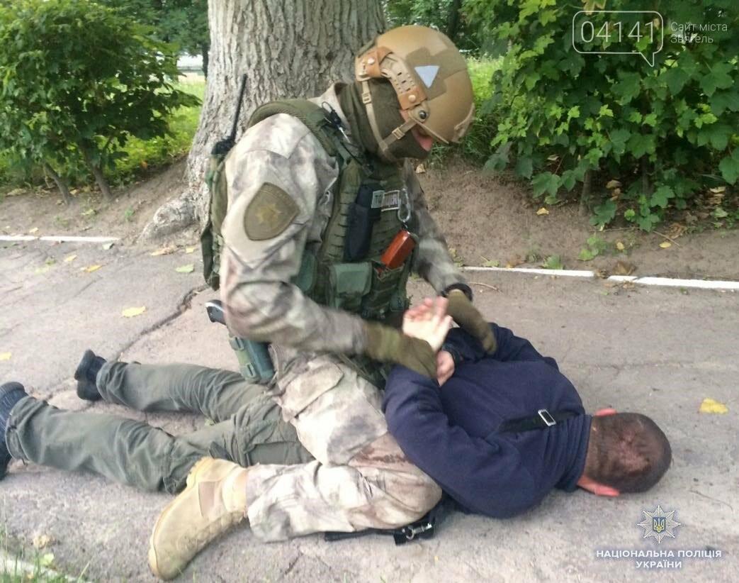 На Житомирщині затримали банду, яка хотіла підірвати поліцейського , фото-1