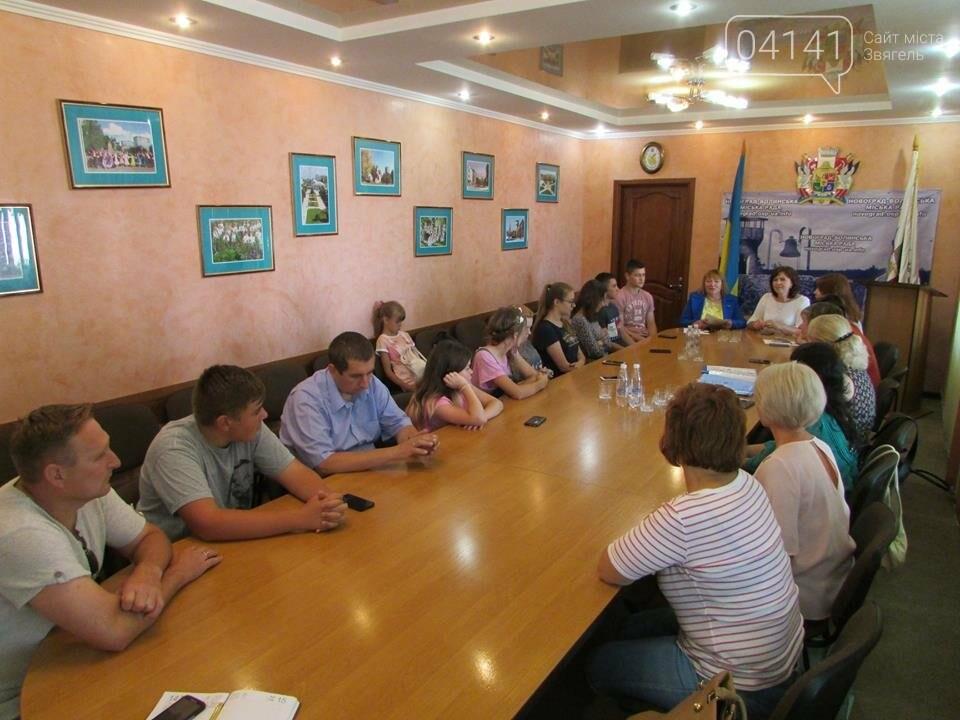 Команда учнів з міста Новограда-Волинського представлятиме Україну на міжнародному рівні, фото-1