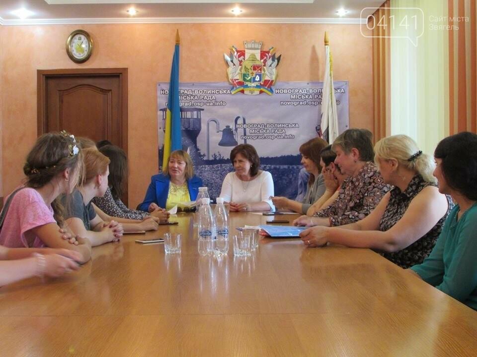 Команда учнів з міста Новограда-Волинського представлятиме Україну на міжнародному рівні, фото-3