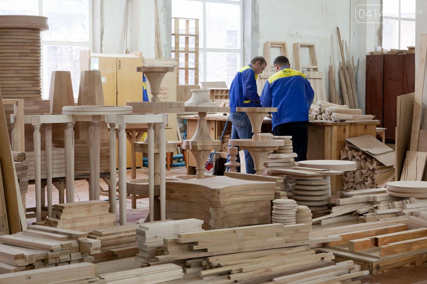 Меблева фабрика «Мірт» - новоград-волинський виробник із світовим іменем, фото-6