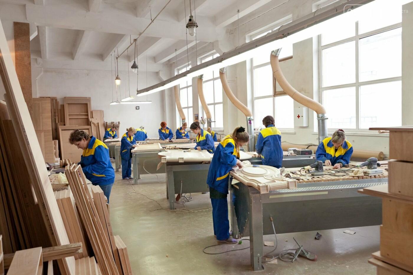 Меблева фабрика «Мірт» - новоград-волинський виробник із світовим іменем, фото-5