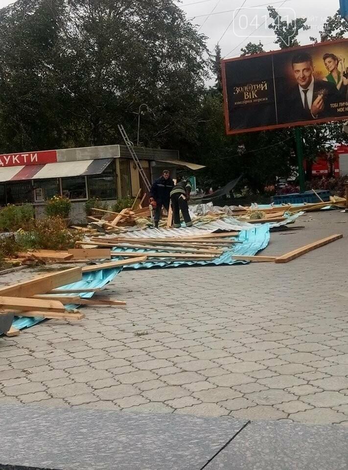 У Новограді-Волинському вітер наробив лиха (ФОТО, ВІДЕО), фото-5