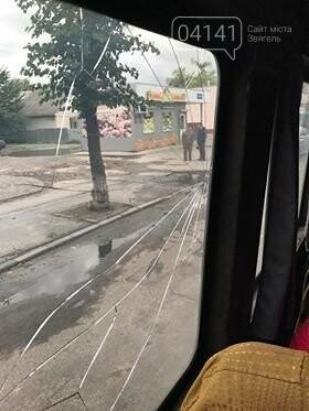 Жителька Новограда поскаржилася на стан громадського транспорту міста та надала світлини (ФОТО), фото-5