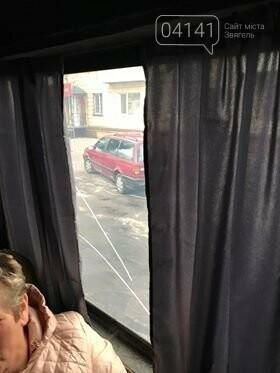 Жителька Новограда поскаржилася на стан громадського транспорту міста та надала світлини (ФОТО), фото-4