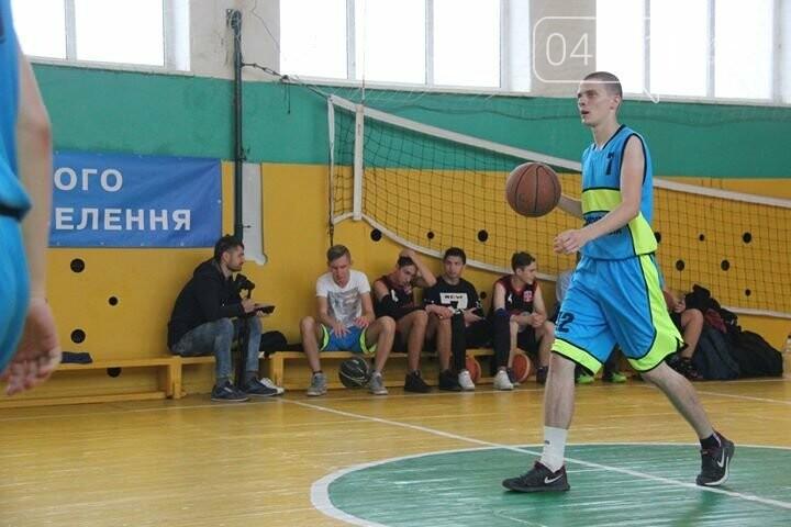У Новограді-Волинському відбувся молодіжний турнір з баскетболу, фото-1