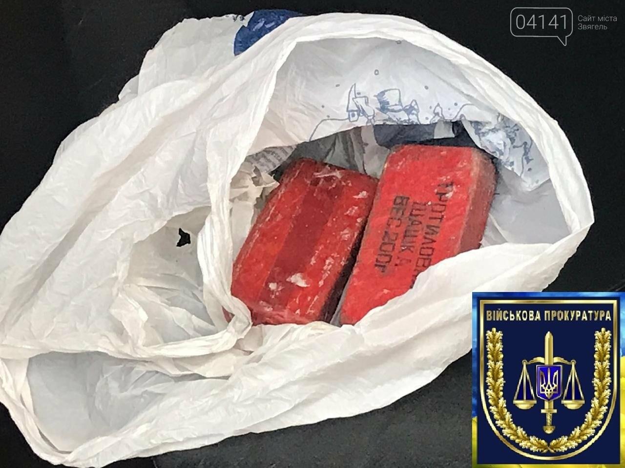 Затримано військовослужбовця, який продавав вибухівку і боєприпаси, фото-4