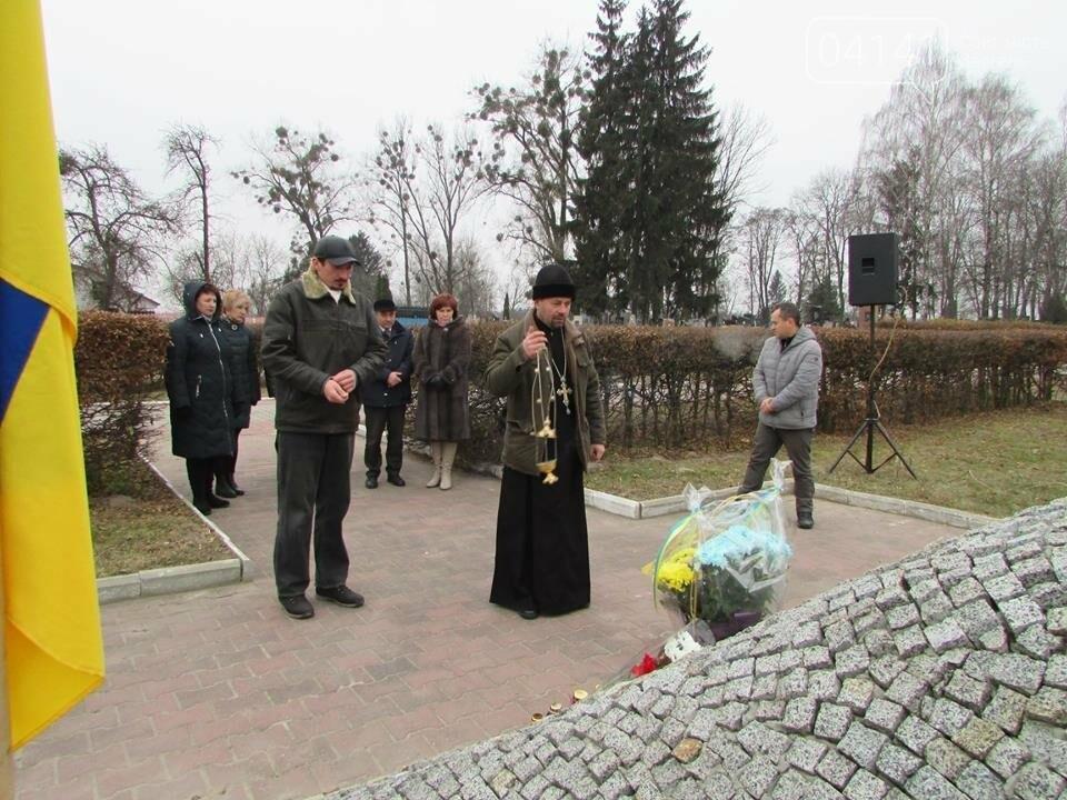 У Новограді-Волинському відбувся мітинг-реквієм пам'яті жертв Голодоморів в Україні, фото-3