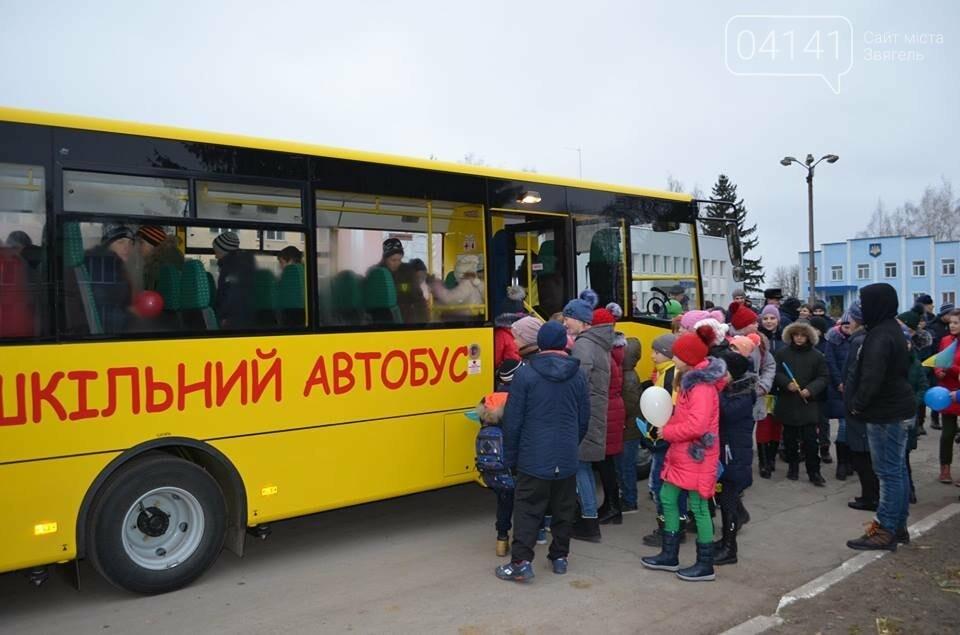 Новий автобус для школярів отримала одна з громад Новоград-Волинського району (ФОТО), фото-3