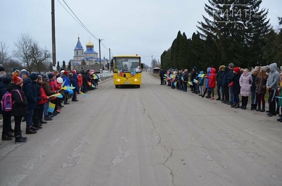 Новий автобус для школярів отримала одна з громад Новоград-Волинського району (ФОТО), фото-5