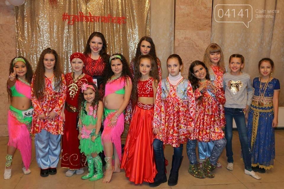 Студія східного танцю «Есін» достойно представила Новоград-Волинський на міжнародній сцені, фото-1