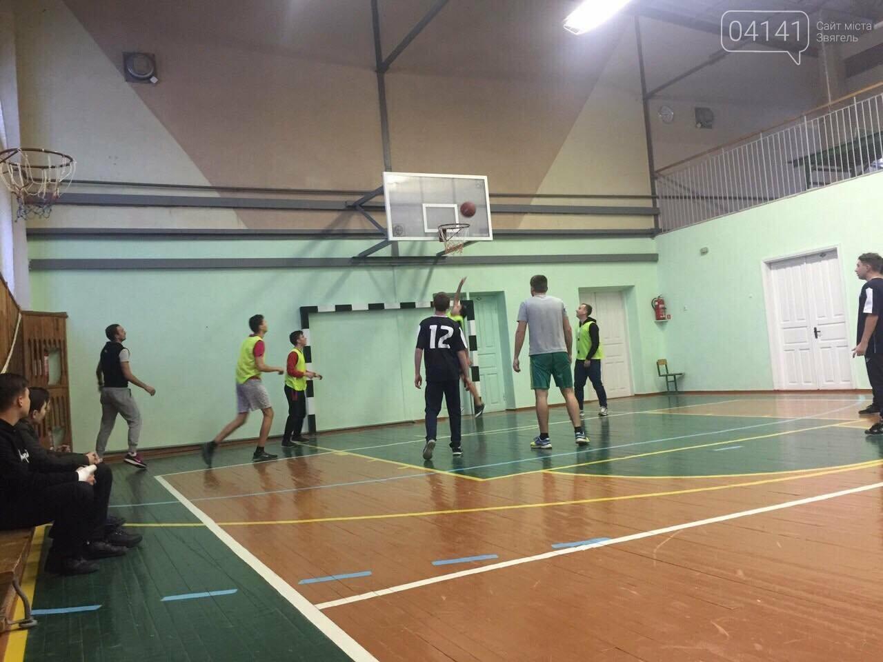 До Дня Святого Миколая в Новограді-Волинському відбувся турнір з баскетболу (фото), фото-1